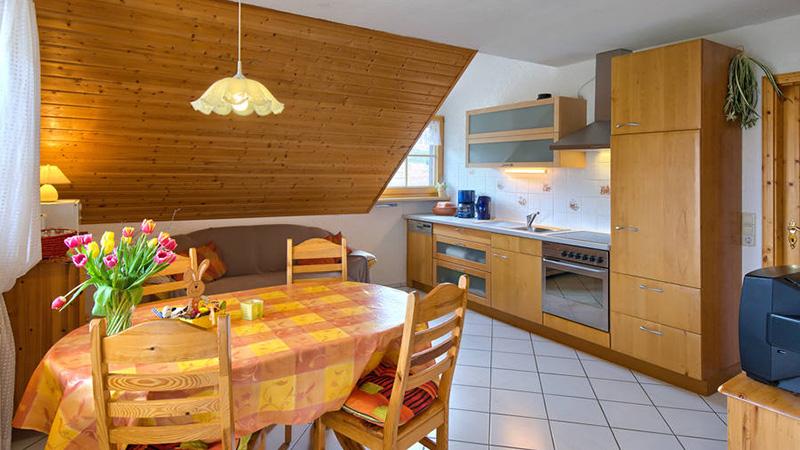 Ferienwohnung im neubau in m nstertal schwarzwald auf dem for Wohnzimmer 45qm